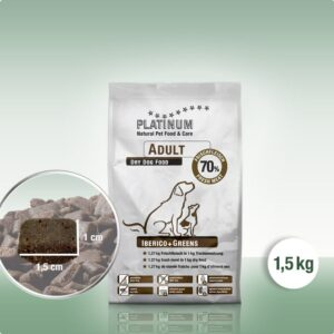 Iberico + Greens 1.5kg