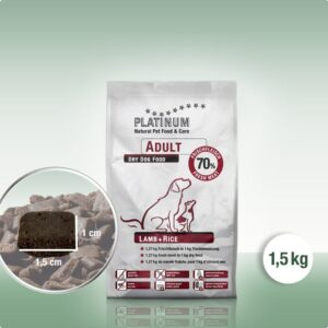 Lamb+Rice 1.5kg